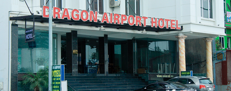 Hotel near Noi Bai airport